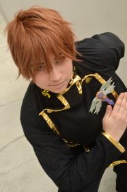 Suzaku Kururugi from Code Geass worn by Hokaido Planet