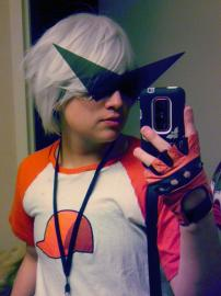 Dirk Strider from MS Paint Adventures / Homestuck worn by Hokaido Planet
