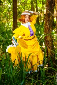 Jane Porter from Tarzan  by JessValkyrie
