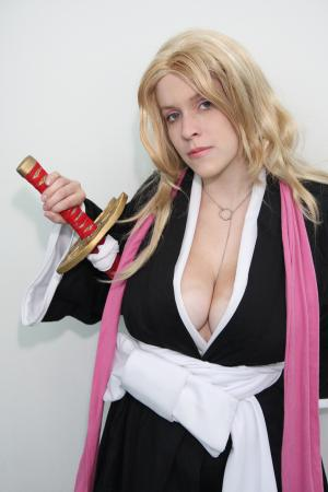 Rangiku Matsumoto from Bleach worn by Kurisuchie