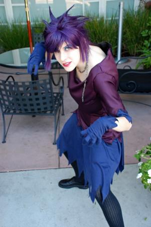 Haunter from Pokemon worn by Eeyora