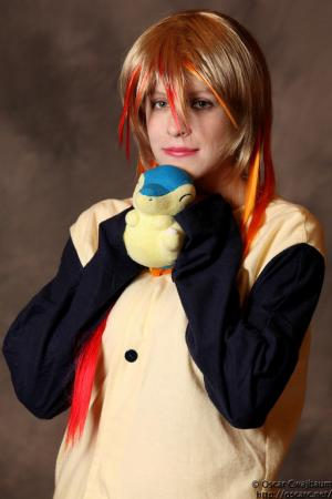 Quilava from Pokemon worn by Eeyora