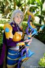 Ashe from League of Legends worn by Eeyora