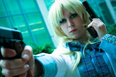 Leanne/ Reanbell from Resonance of Fate