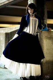 Elizabeth from Bioshock Infinite worn by Leelee