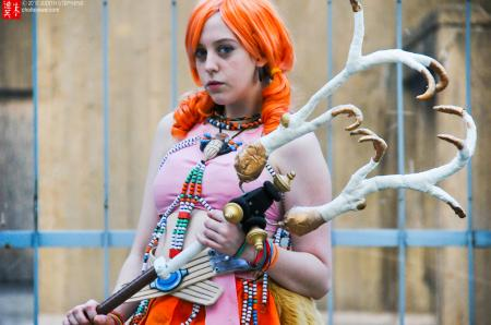 Oerba Dia Vanille from Final Fantasy XIII worn by Leelee