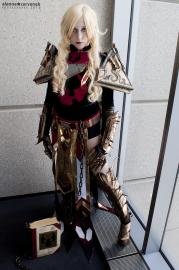 Blood Elf from World of Warcraft worn by Leelee