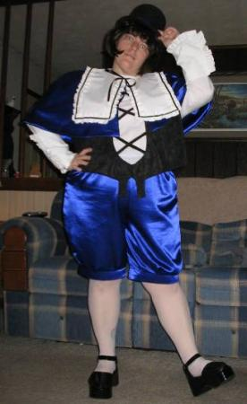 Souseiseki from Rozen Maiden worn by miyu-chan