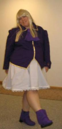 Illyasviel von Einzbern from Fate/Stay Night worn by miyu-chan