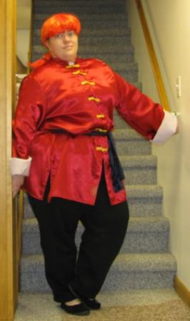 Ranma Saotome from Ranma 1/2 worn by miyu-chan