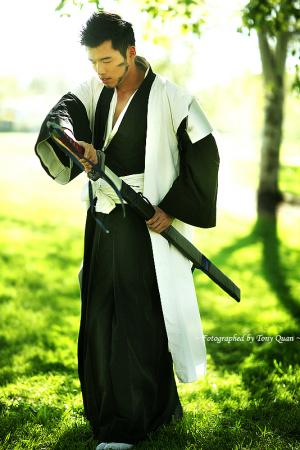 Isshin Kurosaki from Bleach