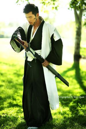 Isshin Kurosaki from Bleach