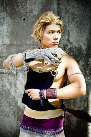 Sabin Rene Figaro from Final Fantasy VI