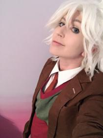 Nagito Komaeda from Danganronpa 3: The End of Hope's Peak Academy