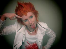 Leon Kuwata from Dangan Ronpa