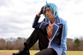 Yuuya Sakazaki from Hatoful Boyfriend worn by fin fish