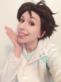 Oikawa Tooru from Haikyuu!! by fin fish