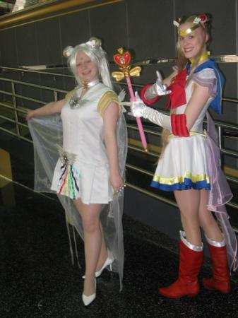 Super Sailor Moon from Sailor Moon Super S worn by tsukinohime3