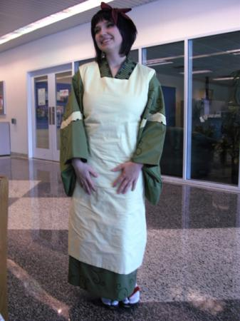 Mitsuki Asahina from Yumekui Kenbun worn by Ladydragon Queen