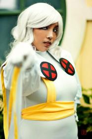 Storm from X-Men worn by LovelessXSpirit