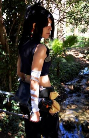 Ayame from Tenchu: Time of Assassins