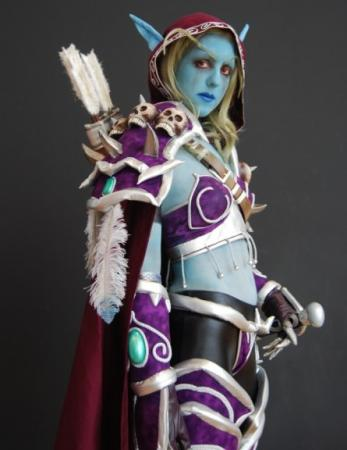 Lady Sylvanas Windrunner from World of Warcraft