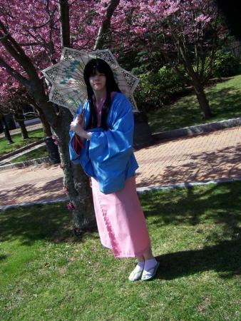 Megumi Takani from Rurouni Kenshin