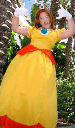 Princess Daisy from Mario Party 8