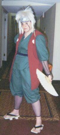 Jiraiya from Naruto