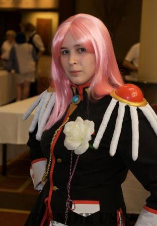 Utena Tenjou from Revolutionary Girl Utena worn by Patches