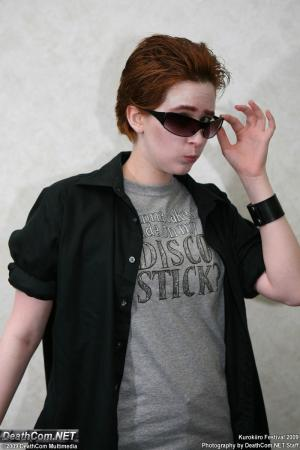 Edward Cullen from Twilight worn by Patches