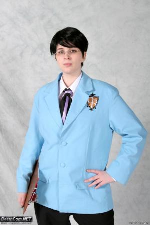 Kyoya Ootori from Ouran High School Host Club worn by Patches