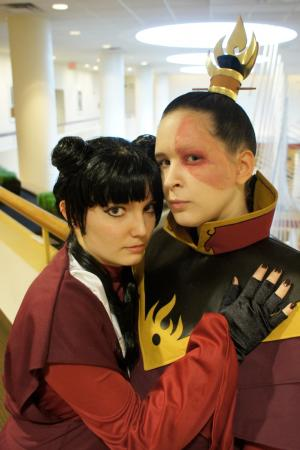 Zuko from Avatar: The Last Airbender worn by Patches