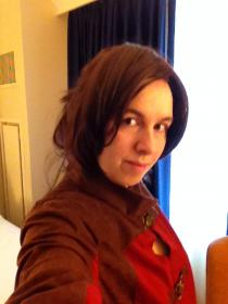 Clara Oswald from Doctor Who worn by Kara Dennison