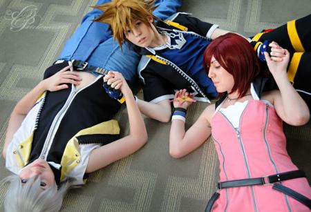 Kairi from Kingdom Hearts 2 worn by Peachberri