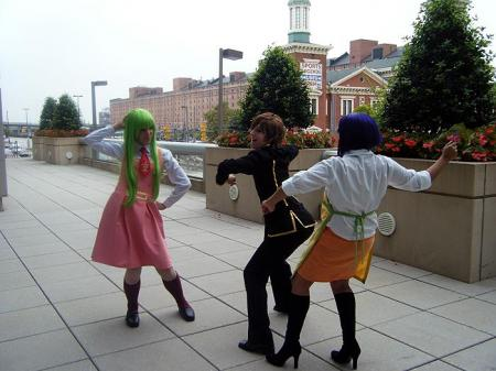 C.C. from Code Geass worn by Peachberri