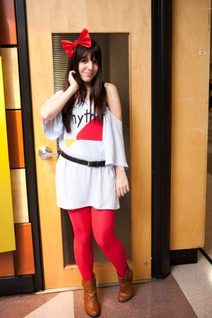 Mio Akiyama from K-ON!! worn by Peachberri