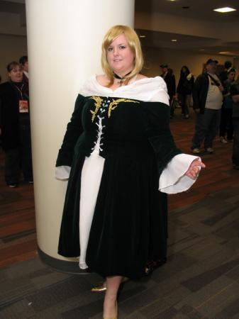 Annette Renard from Castlevania: Rondo of Blood worn by Sadira-Pookie
