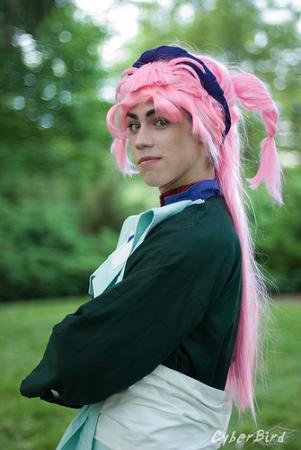 Washuu Hakubi from Tenchi Muyo worn by Relena Warcraft