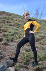 Tasha Yar from Star Trek: The Next Generation worn by Relena Warcraft