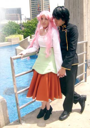 Euphemia Li Britannia from Code Geass worn by Usa_ko