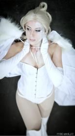 Emma Frost from X-Men worn by Usa_ko