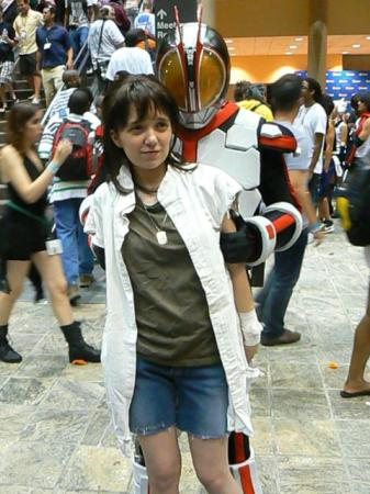 Mari from Kamen Rider Faiz worn by Kero Trigger