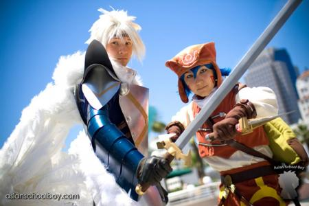 Balmung from .hack//SIGN