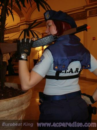 Jill Valentine from Resident Evil worn by rhaps0die