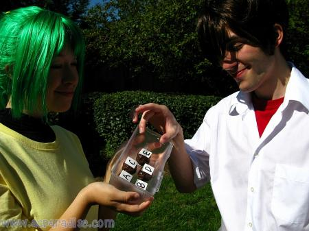 Mion Sonozaki from Higurashi no Naku Koro ni worn by rhaps0die