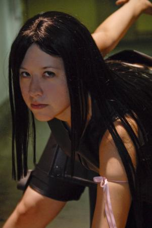 Tifa Lockhart from Final Fantasy VII: Advent Children worn by rhaps0die