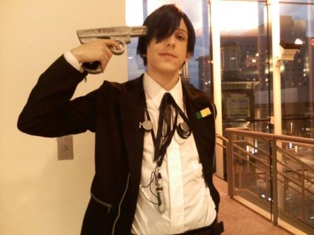 Main Character from Persona 3