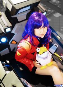 Misato Katsuragi from Neon Genesis Evangelion worn by Lockheart