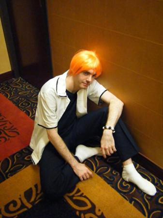 Kyo Sohma from Fruits Basket worn by Reifan